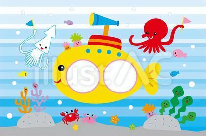英単語 潜水艦